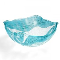 Glass salad bowl BLANKYT