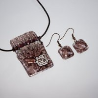 Jewelry set brown EXCLUSIVE 0201