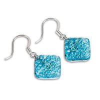 Turquoise earrings BLANKYT N0101