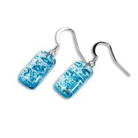 Turquoise earrings BLANKYT N0104