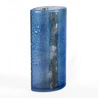 Blue 01 glass vase CELEBRA