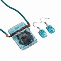 Turquoise Jewelry Set EXCLUSIVE - BLANKYT0103
