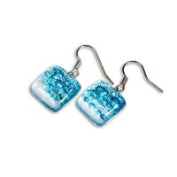 Turquoise earrings BLANKYT N0105