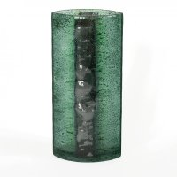 Green 01 glass vase CELEBRA